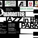 Jazz in the Park 2018 | Shelby County Arts Council